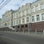 Школа №40 РЖД в Воронеже фото