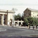 Спартак и Кольцовский сквер в Воронеже старое фото