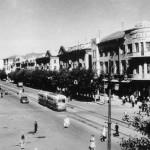 Театральная площадь в Воронеже старое фото