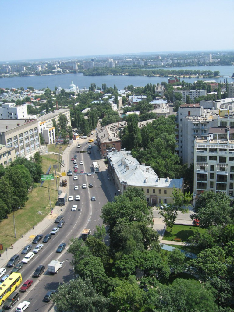 ул. Степана Разина в Воронеже фото