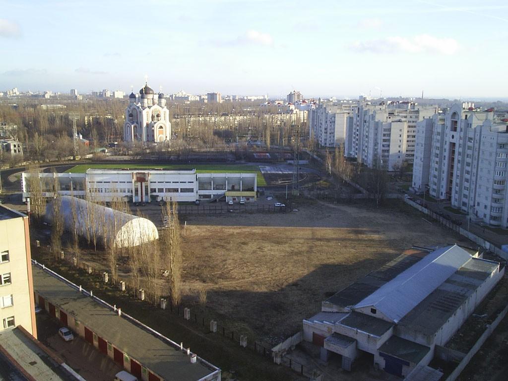 ул. Юлиса Янониса в Воронеже фото