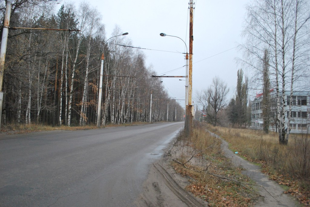 ул. Землячки в Воронеже фото
