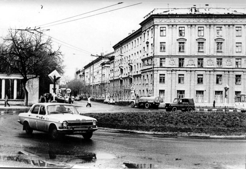 Улица Мира в Воронеже старое фото
