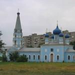 Успенский храм в Воронеже фото