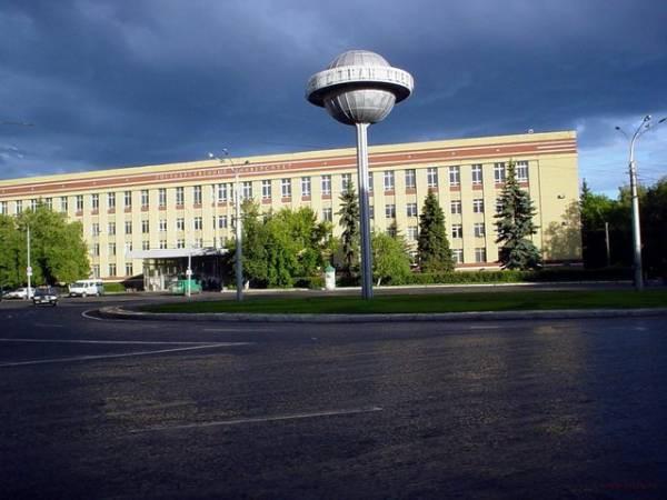 ВГУ в Воронеже фото
