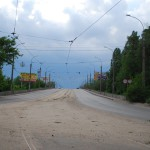 Виадук на улице 9-го Января в Воронеже фото