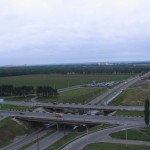 Виадук на Задонском шоссе в Воронеже фото