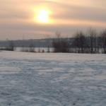 Водохранилище в Воронеже фото