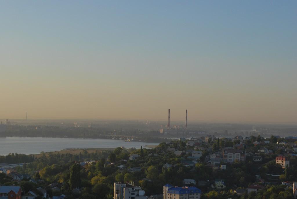 Вогрэсовский мост в Воронеже фото