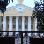 Воронежская лесотехническая академия фото