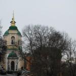 Воскресенский храм в Воронеже фото