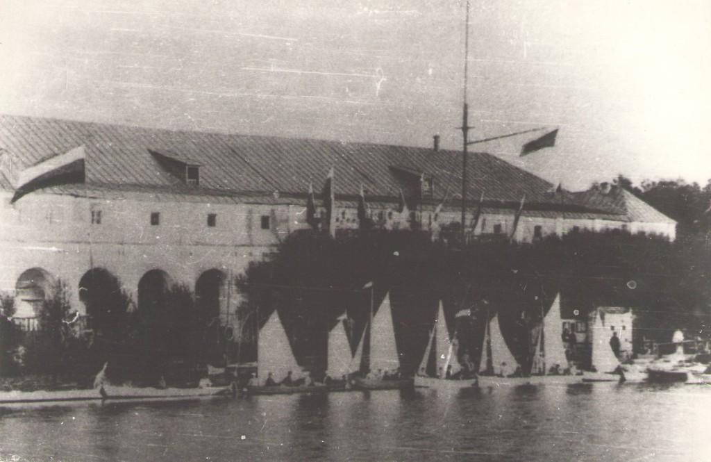 Яхт-клуб в Воронеже фото
