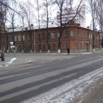 Здание 4-го корпуса ВГУ в Воронеже фото